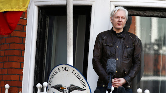 Assange has 'physical proof' Russia didn't hack DNC – Congressman