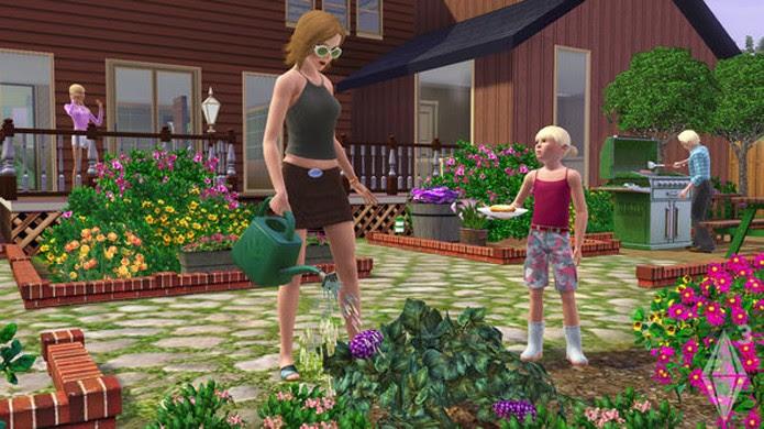 Crie um avatar virtual em The Sims 3 e administre sua vida no clássico game da série (Foto: Reprodução/Steam)