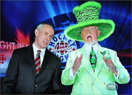 Ron MacLean Don Cherry, Ron MacLean Don Cherry