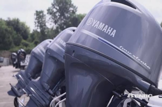 Power boat thieves target expensive engines