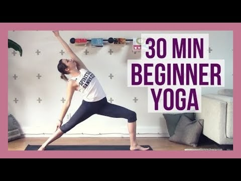 beginner yoga  yoga foundation flow for strength