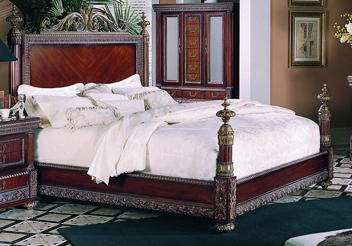 Pulaski Bellissimo Bed 225150 | Homelement.com
