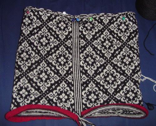 Ingeborg - 3 pattern repeats