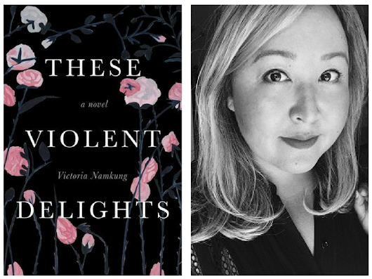 These Violent Delights by Victoria Namkung #Review @victorianamkung