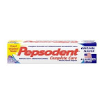 Pepsodent Complete Care Toothpaste, Original, 5.5 oz