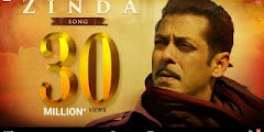 Zinda Lyrics - Salman Khan | Bharat