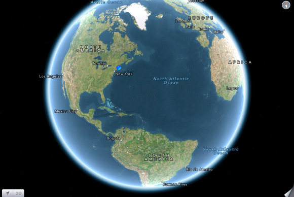 Review Refined Ios 6 Highlighted By Stunning Maps