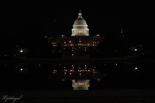 capital at night