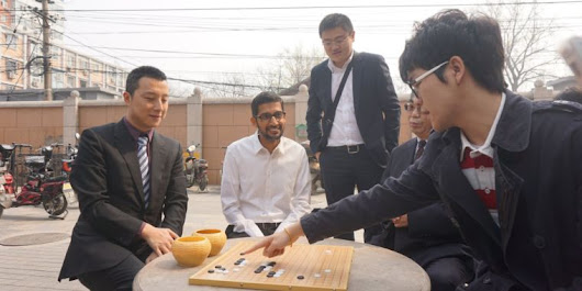 DeepMind's AlphaGo takes on world's top Go player in China