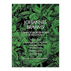 Brahms Johannes Complete Shorter Works for Solo Piano