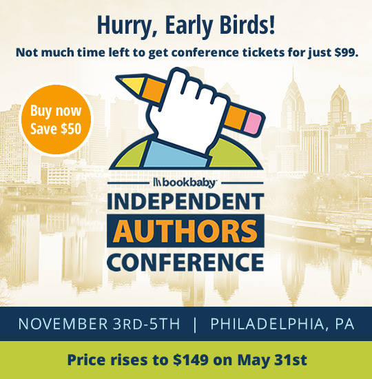 Hurry early birds! Not much time left to get conference tickets for just $99. Price rises to $149 on May 31st