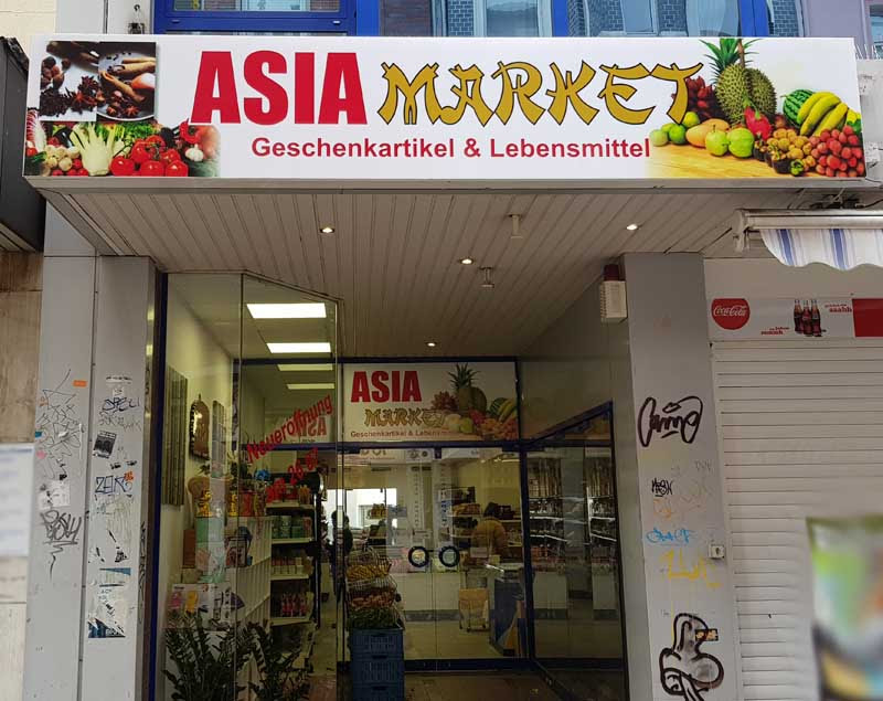 Asialaden Kassel