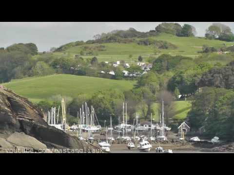At Ilfracombe In North Devon and having an hour pleasure cruise on boat to Combe Martin Part 3