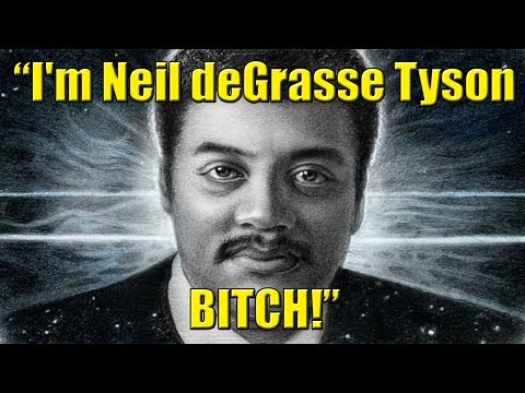 Neil deGrasse Tyson Exposed   Hollywood Actor ▶️️ - #livinMicro #FairlyAdept #soWrongItsWrite #Neil ...