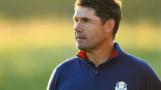 Padraig Harrington Expected to Be Named 2020 European Ryder Cup Captain Next Week