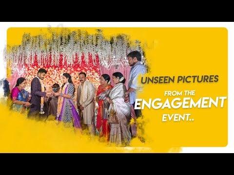 Niharika Konidela's Engagement Pictures