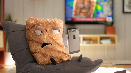 Cinnamon Toast Crunch: Swiping
