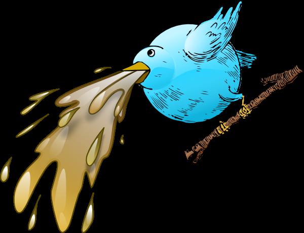 logo facebook vectorizado. Twitter Logo clip art - vector