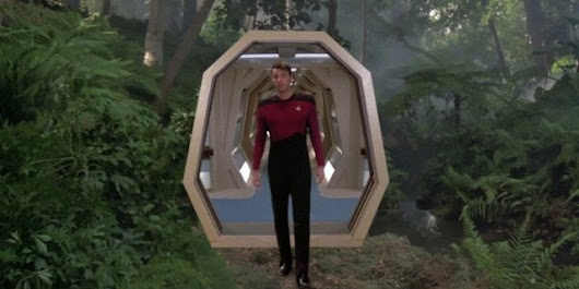 Star Trek's Holodeck May Become Reality and Roddenberry Is Involved