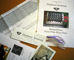 Heirloom Envelope Contents