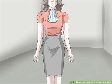 3 Ways to Dress for a Baby's Baptism   wikiHow