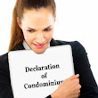 Condo Sales are Heating Up - Read Your Declaration of Condominium Before You Buy