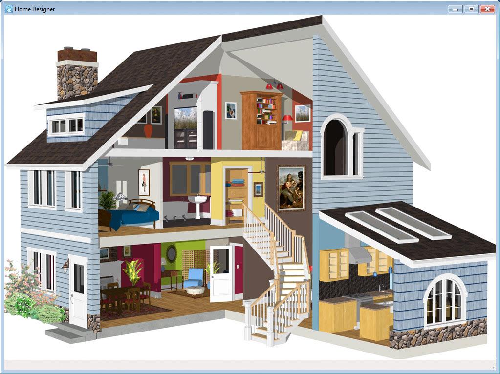 Home Designer By Chief Architect Minimalist Home Design