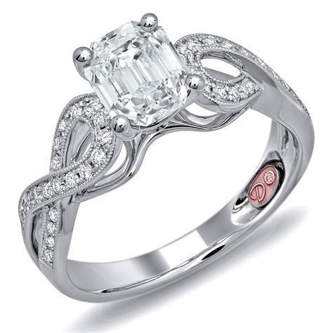 Designer Bridal Rings   DW6080