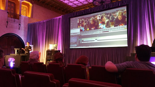 "Stu Brown on Twitter: ""Checking out AVID Interplay at the Hollywood Roosevelt Hotel.  #avid #editing #filmmaking """