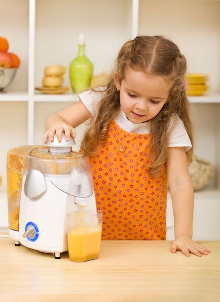 Juicing for Kids - My Juice Cleanse