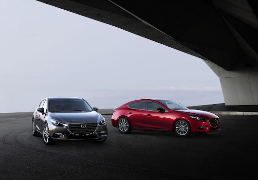 2018 Mazda3 Gains More Standard Equipment in all Trim Levels | Inside Mazda