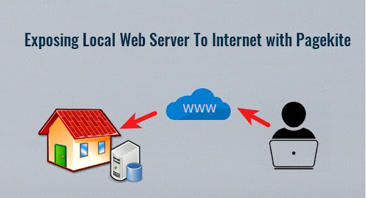 How to Expose Local Web Server to the Internet with PageKite on Ubuntu