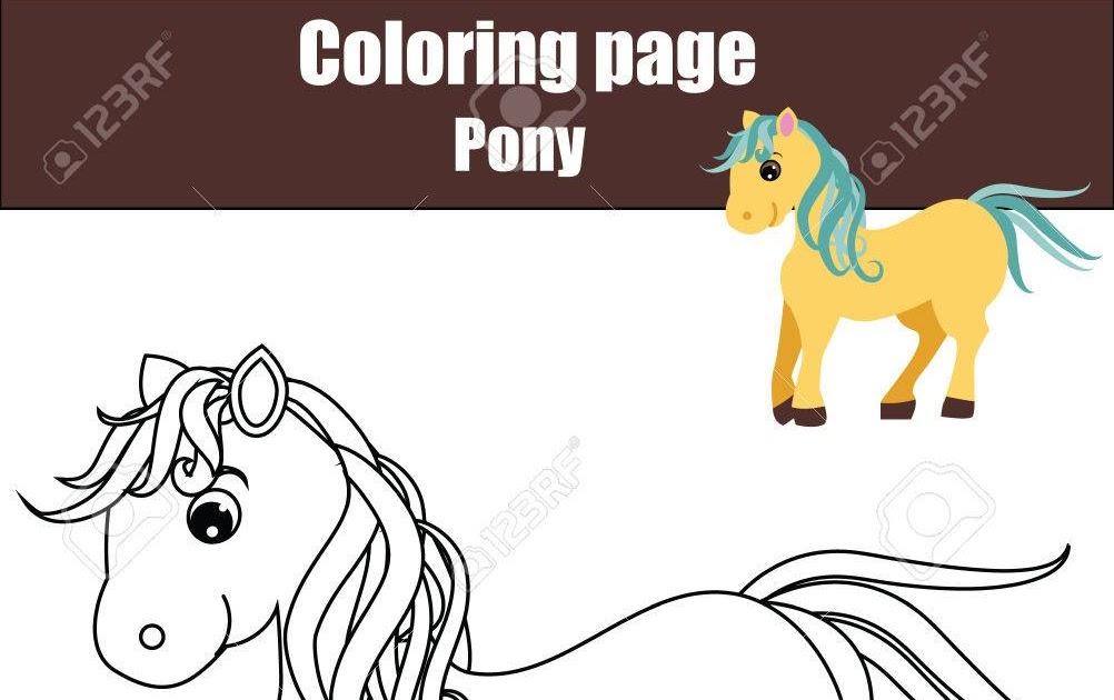 pferd zeichnen einfach kinder  tier malen