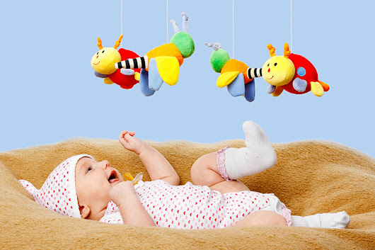8 Wonderful Toys For Newborn Babies