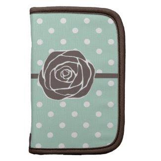 Vintage Rose Planner