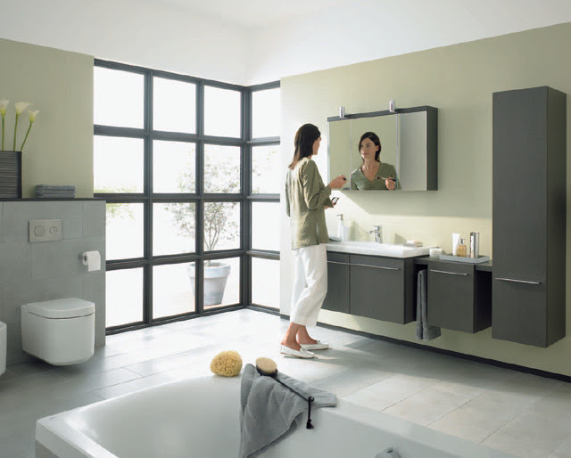 Ideal Standard Daylight Furniture - contemporary - bathroom ...