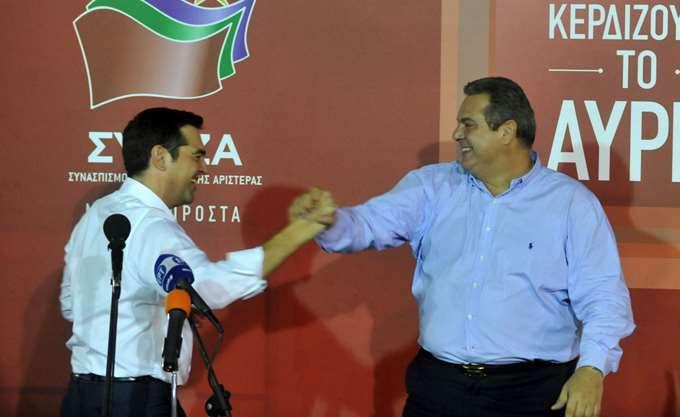 Βαρουφάκης: Για αυτό ο Τσίπρας επέλεξε τους ΑΝΕΛ