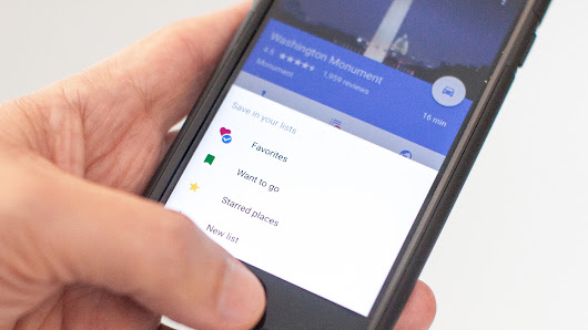 Your Shareable Google Maps Lists May Be Really Interesting To Advertisers