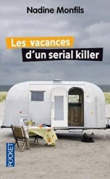 Couverture Les vacances d'un serial killer
