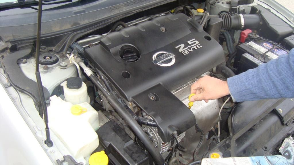 2006 Altima Check Engine Light