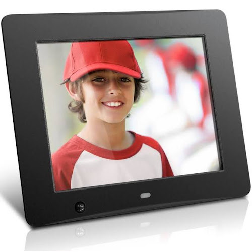 Google Express Aluratek Admsf108f Digital Photo Frame With Motion