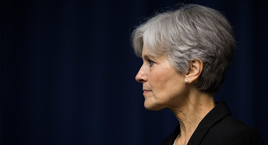 Think You've Got It Locked, Hillary? Meet Jill Stein.