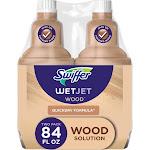 Swiffer WetJet Wood Floor Cleaner Solution Refill - 2pk