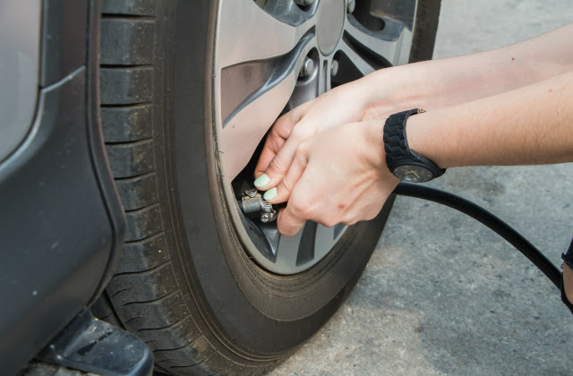 How Much Air Should You Put In A Tire Your Auto Space