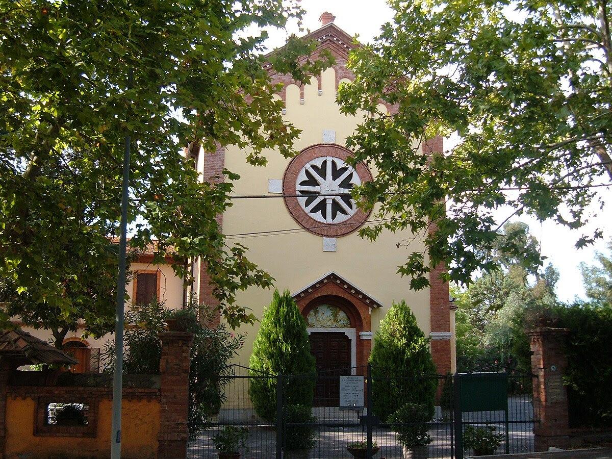File:Tor San Giovanni (Rome) - Parrocchia S. Alessandro 06.JPG