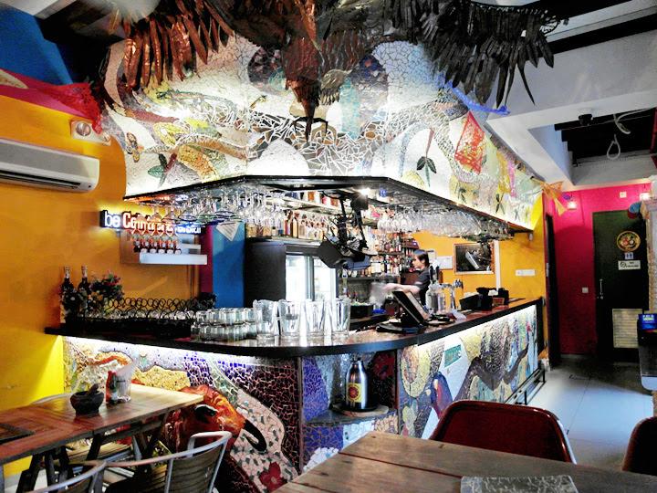 mexican restaurant haji lane singapore