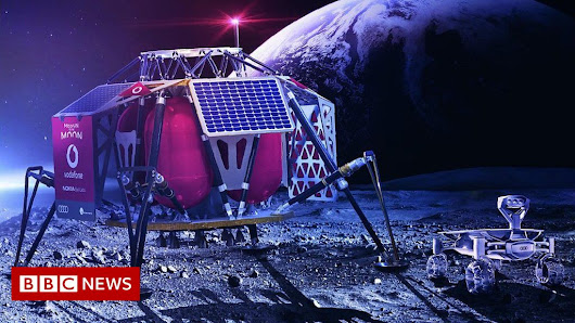 Moon to get 4G mobile network