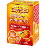 Emergen-C - Vitamin C Super Orange - 10 Packets