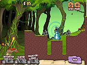 Jogar Cavemen vs dinosaurs Jogos