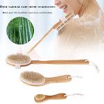 AurouraX Dry Brush Set Body Care Cleaning Kit Body Brush And Facial Brush